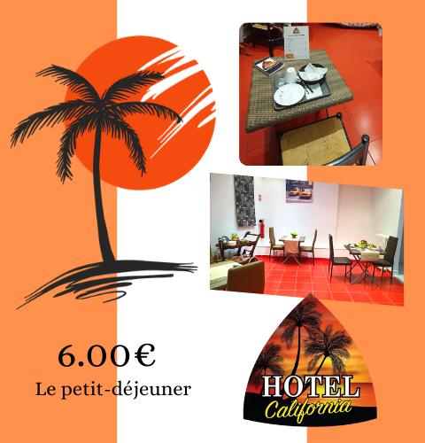 Les services de l'hôtel à Béziers