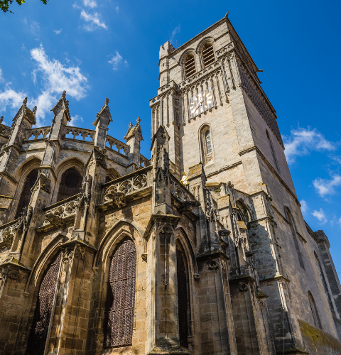 Cathédrale Béziers